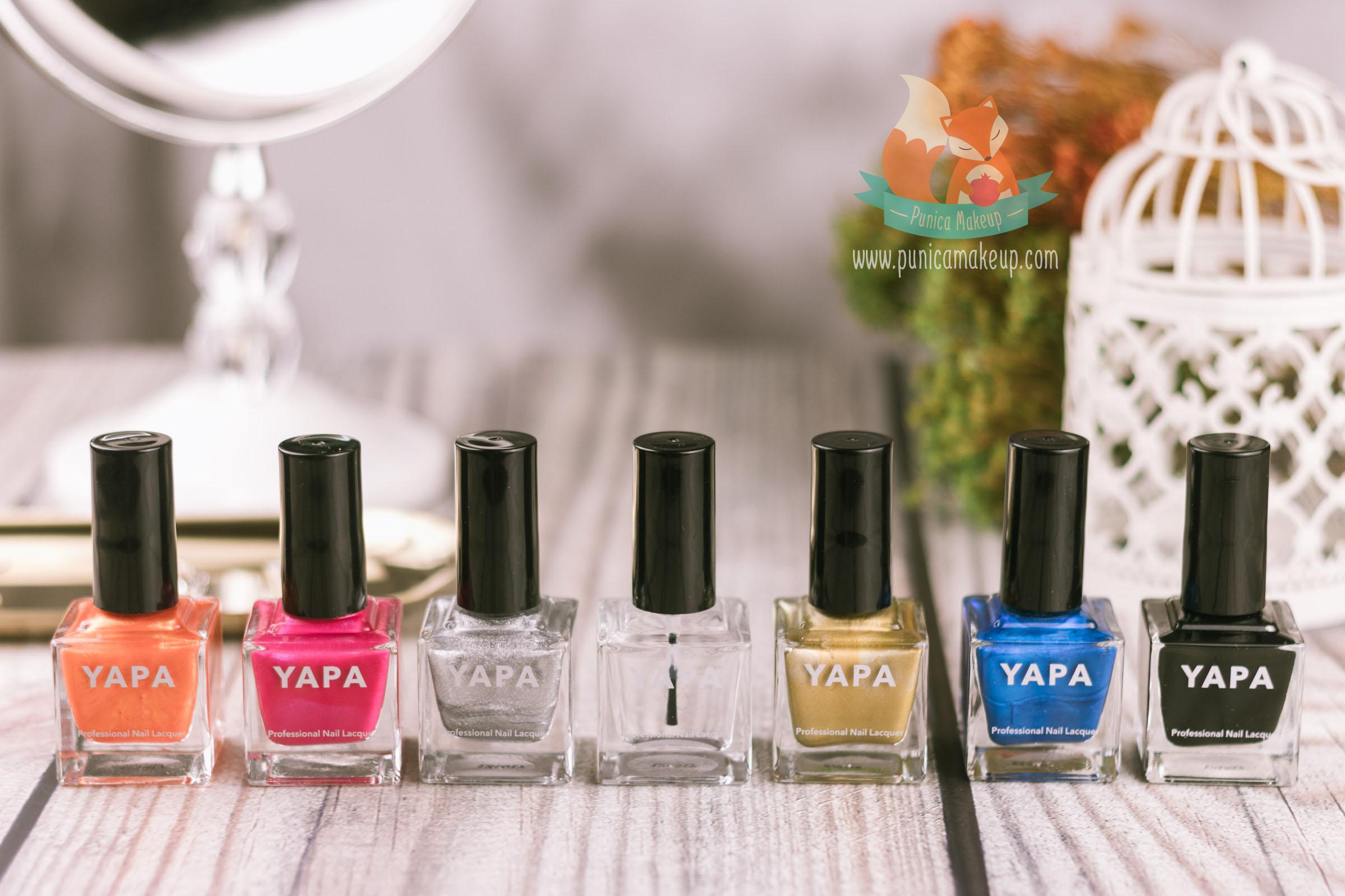 YAPA Beauty Nail Polish Featured
