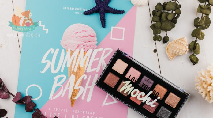 NYX Love You So Mochi Eyeshadow Palette Featured