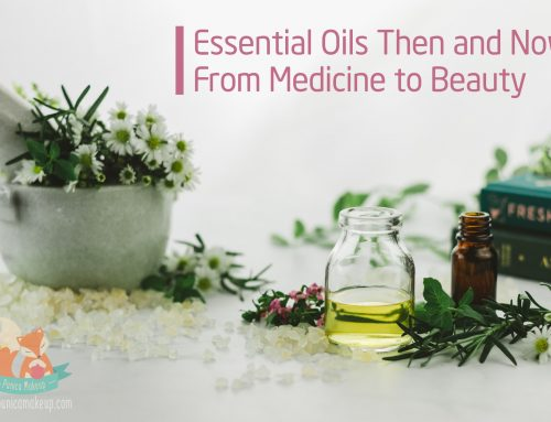Essential Oils Then and Now: From Medicine to Beauty