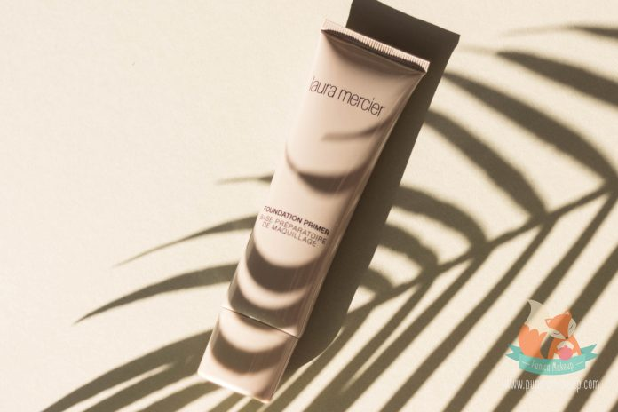 Laura Mercier Foundation Primer base preparatoire de maquillage