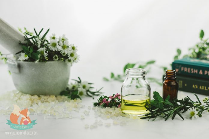 The medicinal and beautifying benefits of essential oils aromatics