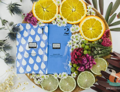 Review: Erno Laszlo – Firm & Lift Firmarine Lift Face Mask Set