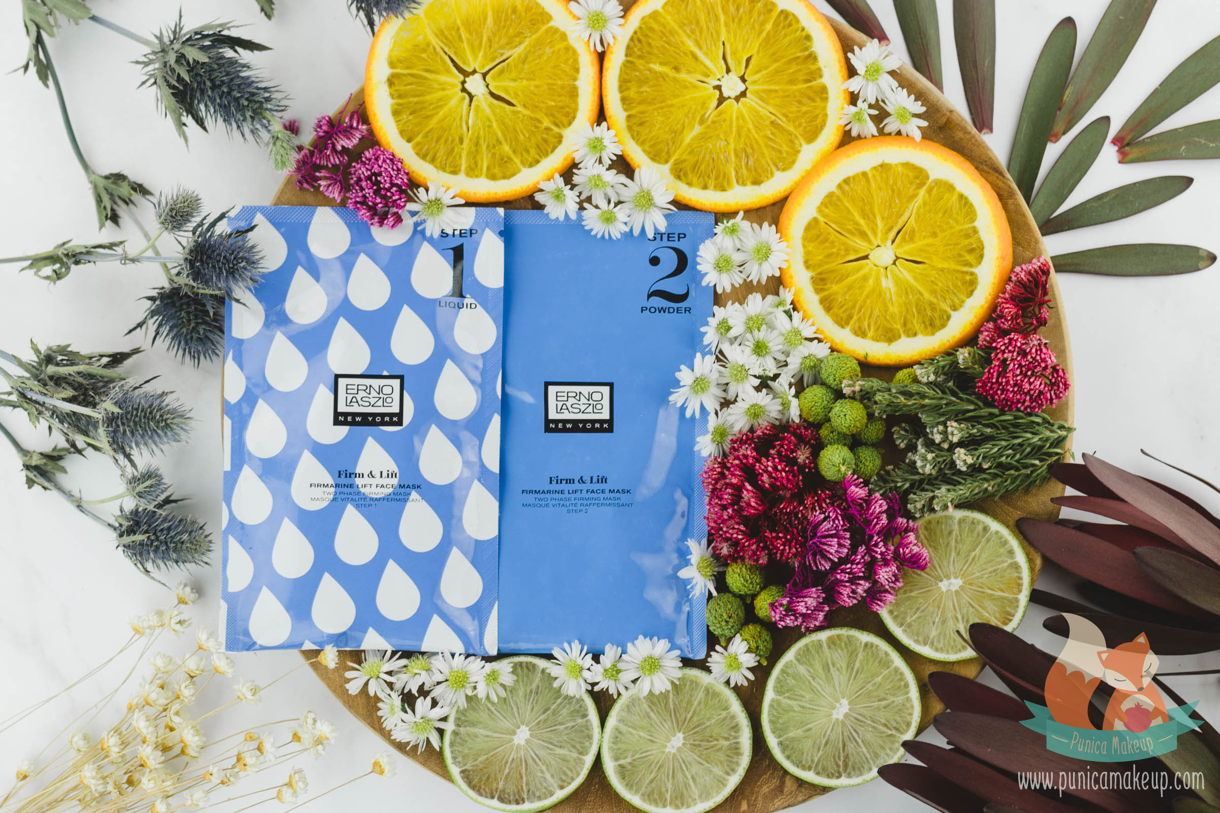 Erno Laszlo Firm Lift Firmarine Lift Face Mask Set Cover