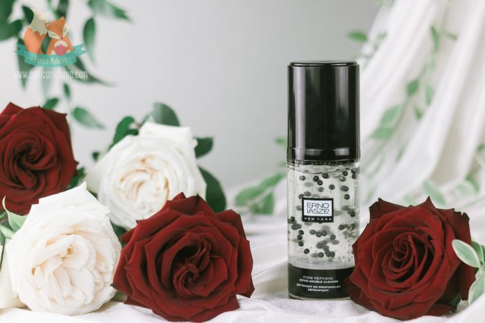 Review Erno Laszlo Pore Refining Detox Double Cleanse