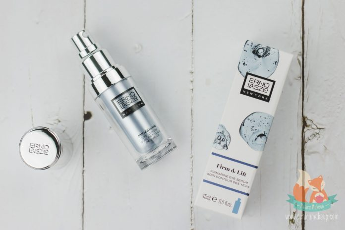 Erno Laszlo Firmarine Eye Serum Packaging